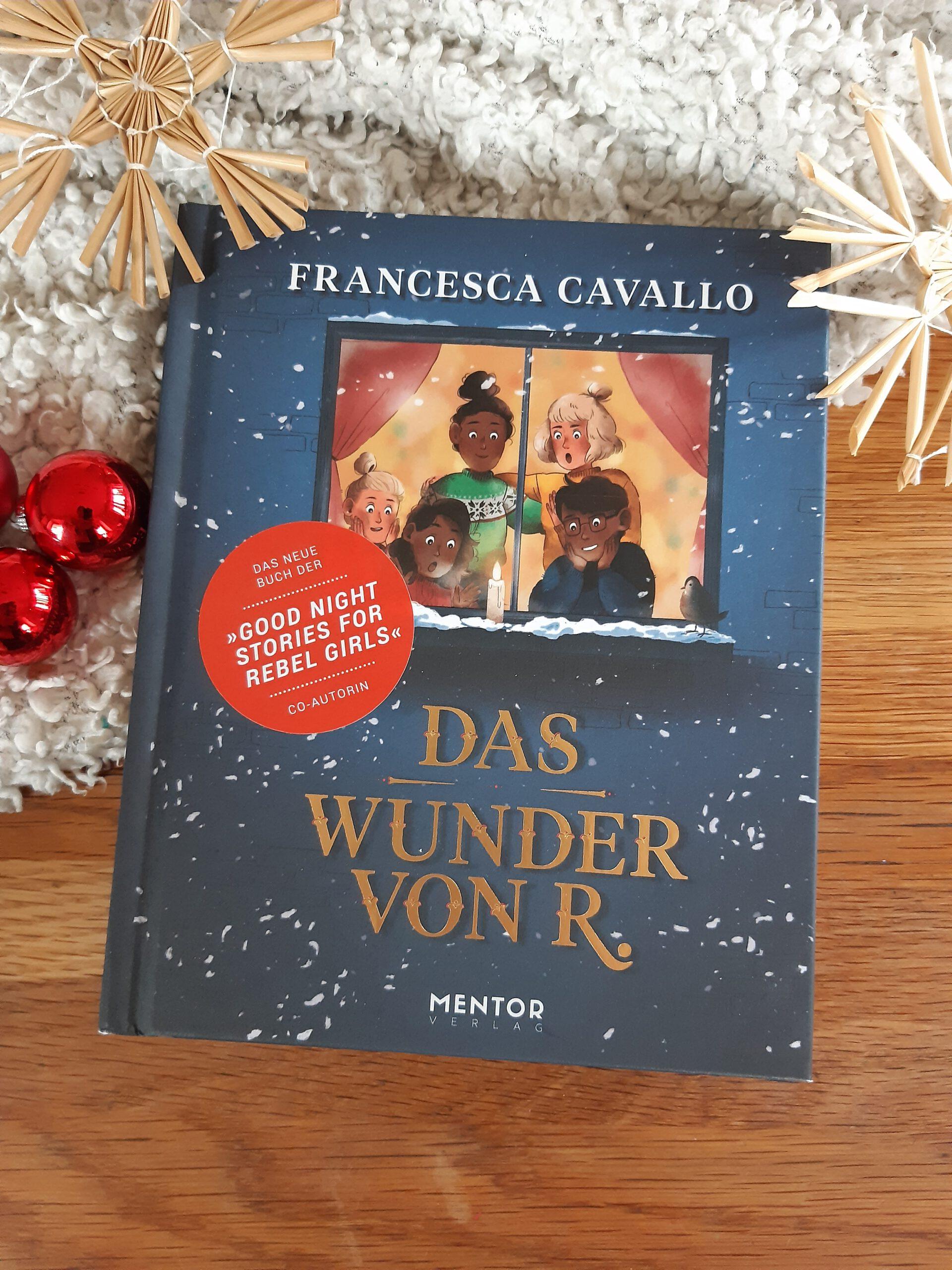 """Das Wunder von R."" – Francesca Cavallo"
