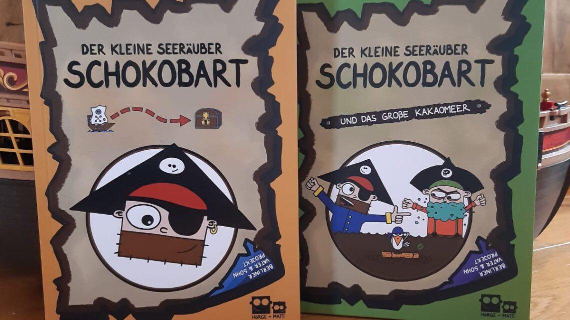 """Ein Piratenabenteuer: """"Der kleine Seeräuber Schokobart"""""""