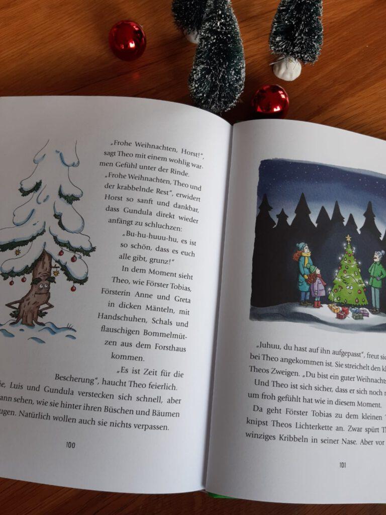 Theo von Tanningen - eine liebenswerte Vorlesegeschichte zur Weihnachtszeit.