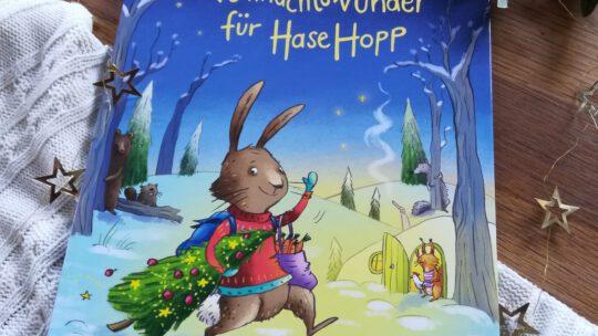 """""""Ein Weihnachtswunder für Hase Hopp"""" – Christian Dreller, Elli Bruder"""