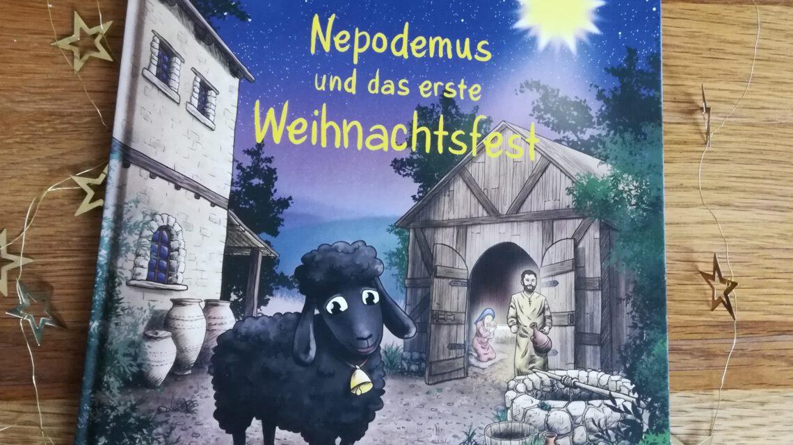 """""""Nepodemus und das erste Weihnachtsfest"""" – Christoph Leichtfuß, Elena Katsira"""
