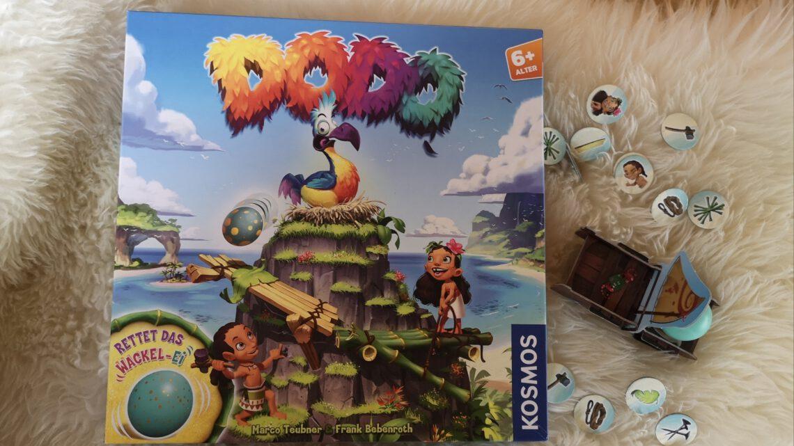 Brettspiel: Dodo aus dem Kosmos Verlag