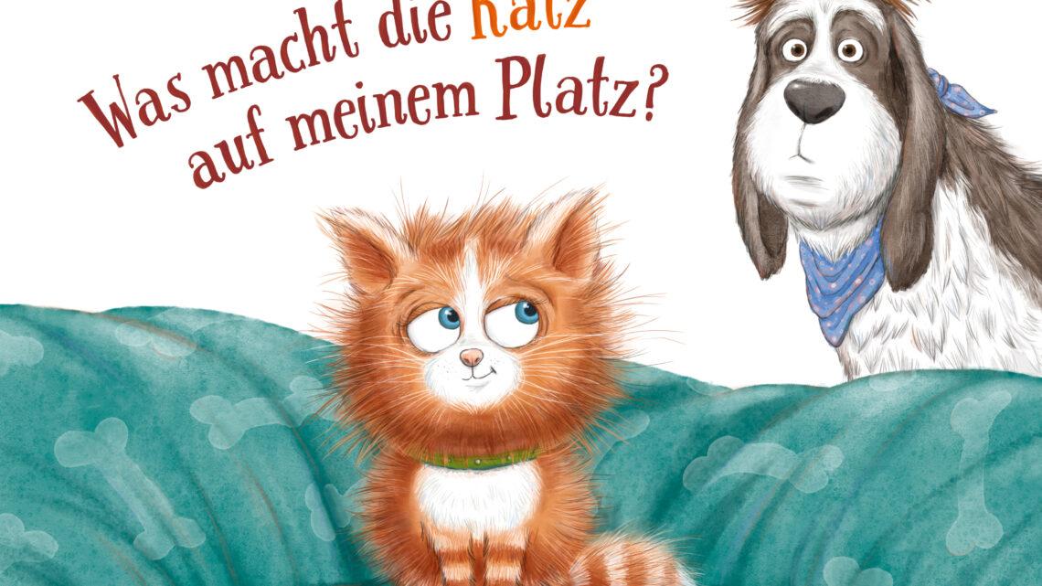 """""""Was macht die Katz auf meinem Platz?"""" – Ulla Mersmeyer"""