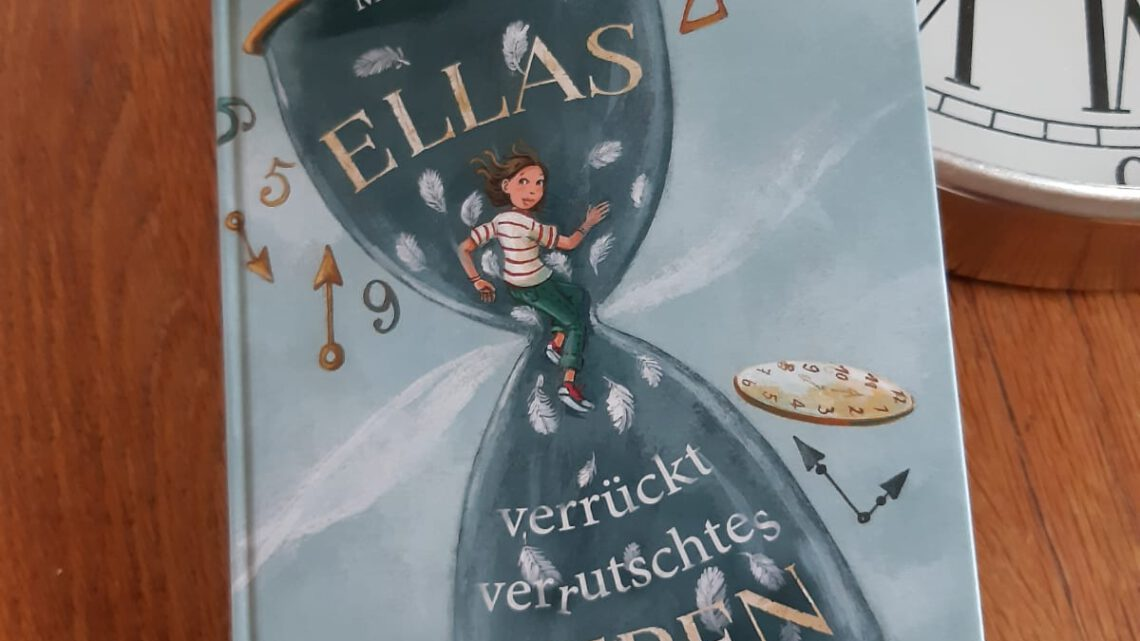 """Ellas verrückt verrutschtes Leben"" – Miriam Mann"
