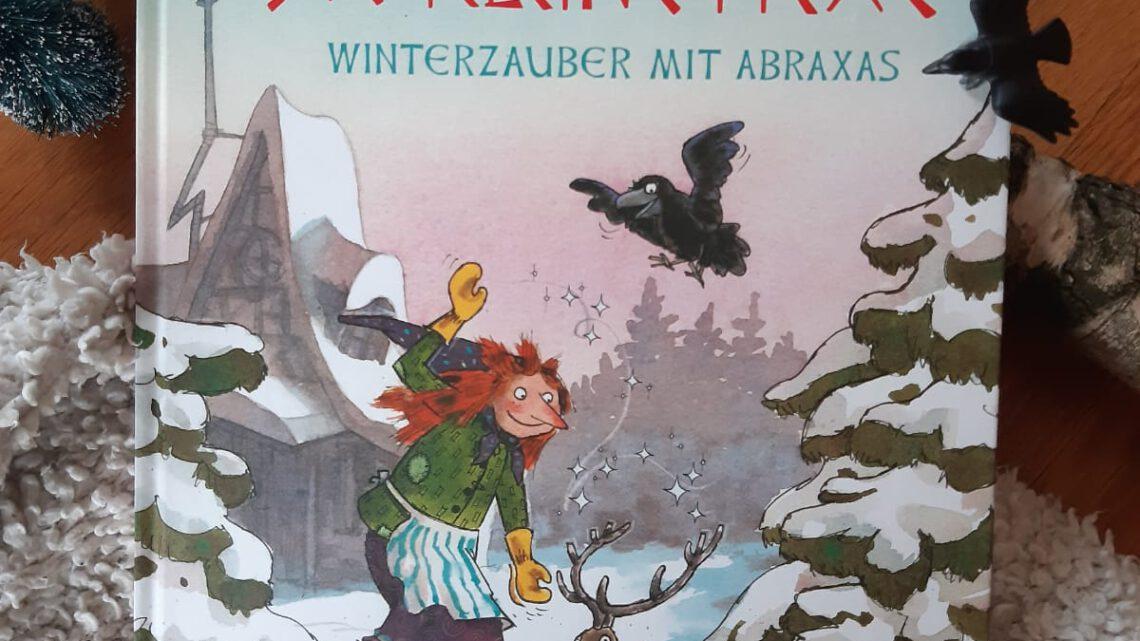 """""""Die kleine Hexe. Winterzauber mit Abraxas"""" – Ottfried Preußler, Daniel Napp"""