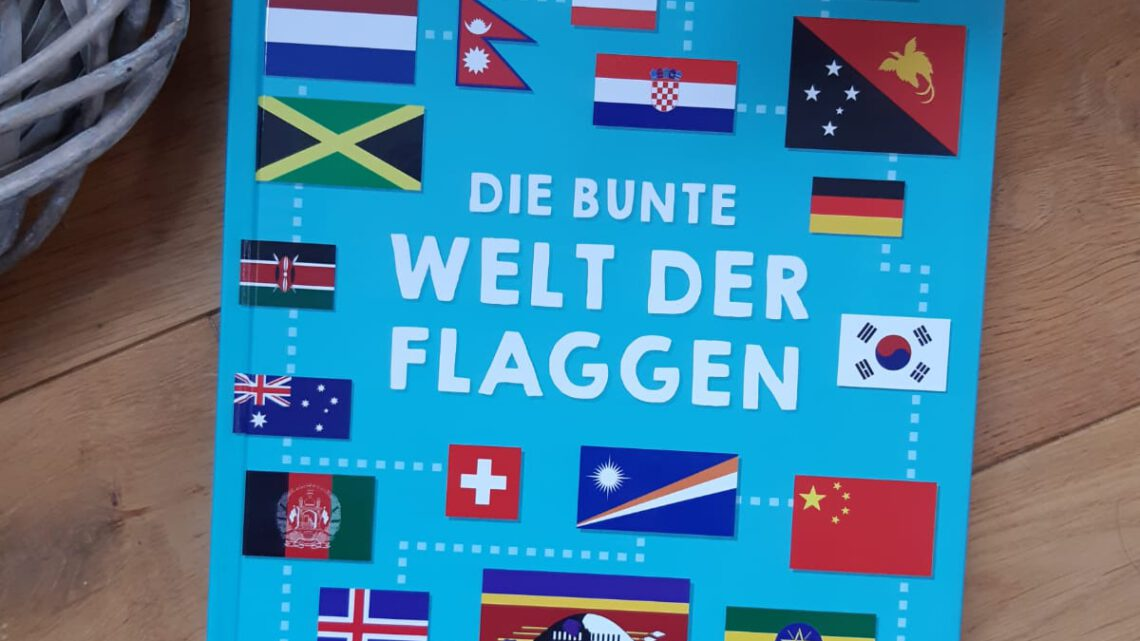 "Lonley planet kids: ""Die bunte Welt der Flaggen"" – Moira Butterfield"