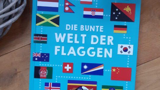 """Lonley planet kids: """"Die bunte Welt der Flaggen"""" – Moira Butterfield"""