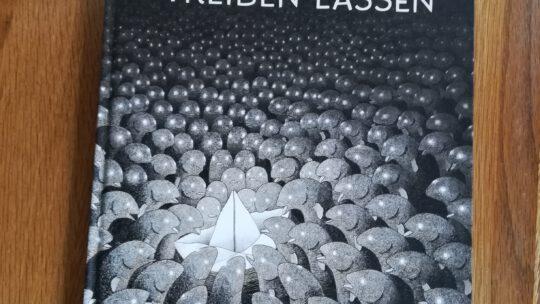 """Ein ganz besonderes Bilderbuch: """"Treiben lassen"""" – Peter van den Ende"""