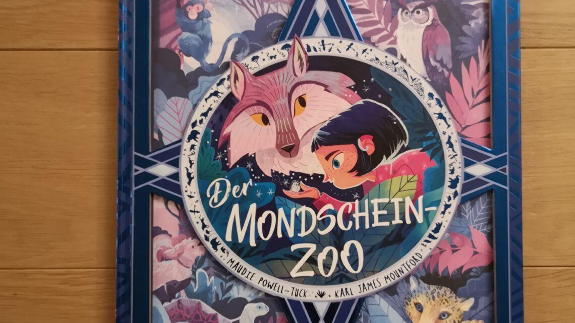 """""""Der Mondschein – Zoo"""" von Maudie Powell – Tuck und Karl James Mountford"""