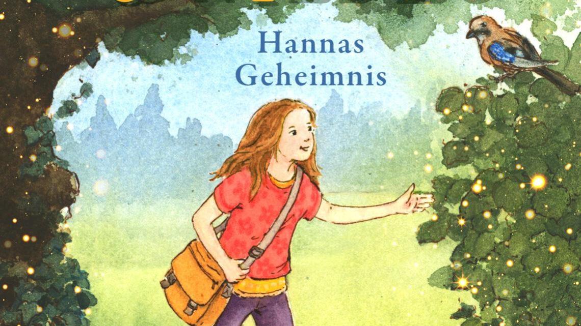 """""""Hüterin des Waldes (Teil 1). Hannas Geheimnis"""" – Mona Larch"""