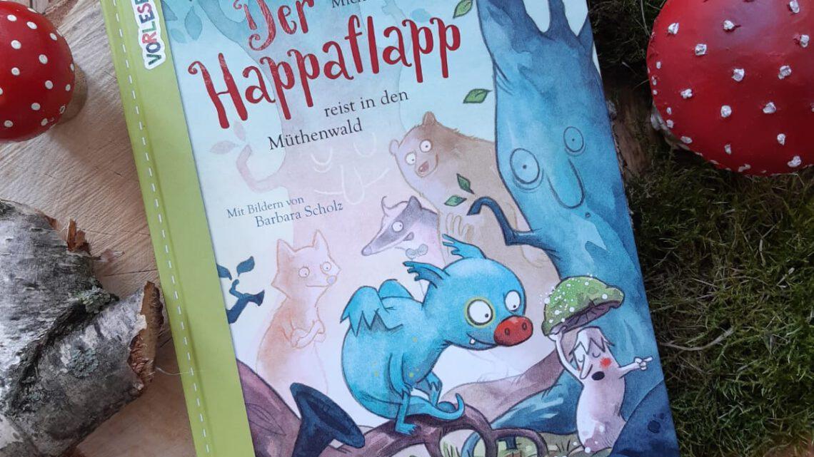 """Der Happaflapp reist in den Müthenwald"" – Michael Engler, Barbara Scholz"