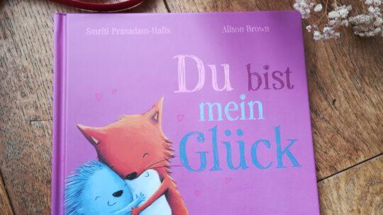 """Ein kleines Buch zum Valentinstag: """"Du bist mein Glück"""""""