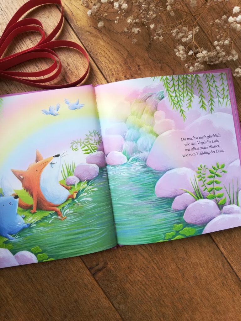 Großes mein glück bist du Kinderbuchblog Familienbücherei: