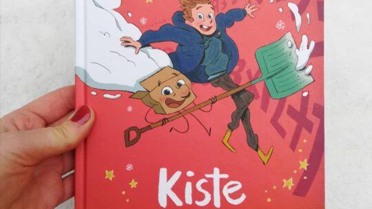 """Wir lieben Comics für Kinder! """"Kiste. Mathemagie (Band 5)"""" –  Patrick Wirbeleit, Uwe Heidschötter"""