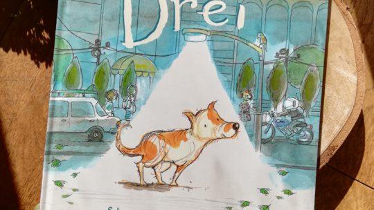 """""""Ein Hund namens Drei"""" – Stephen Michael King"""