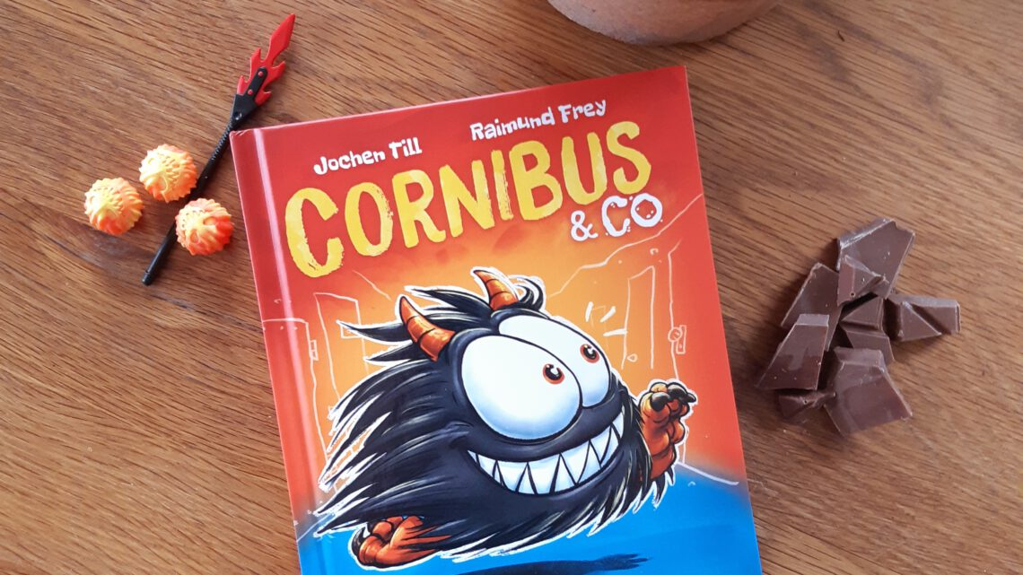 """Cornibus & Co (Band 2) – Cornibus Verschwindibus"" – Jochen Till, Raimund Frey"