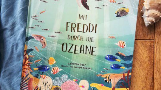 """""""Mit Freddi durch die Ozeane"""" – Catherine Barr, Brendan Kearney"""