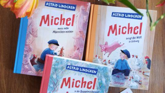 """Astrid Lindgrens """"Michel aus Lönneberga"""" ganz neu illustriert von Astrid Henn"""