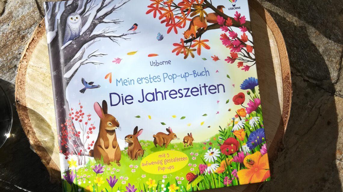 """""""Mein erstes Pop – up – Buch: Die Jahreszeiten"""""""