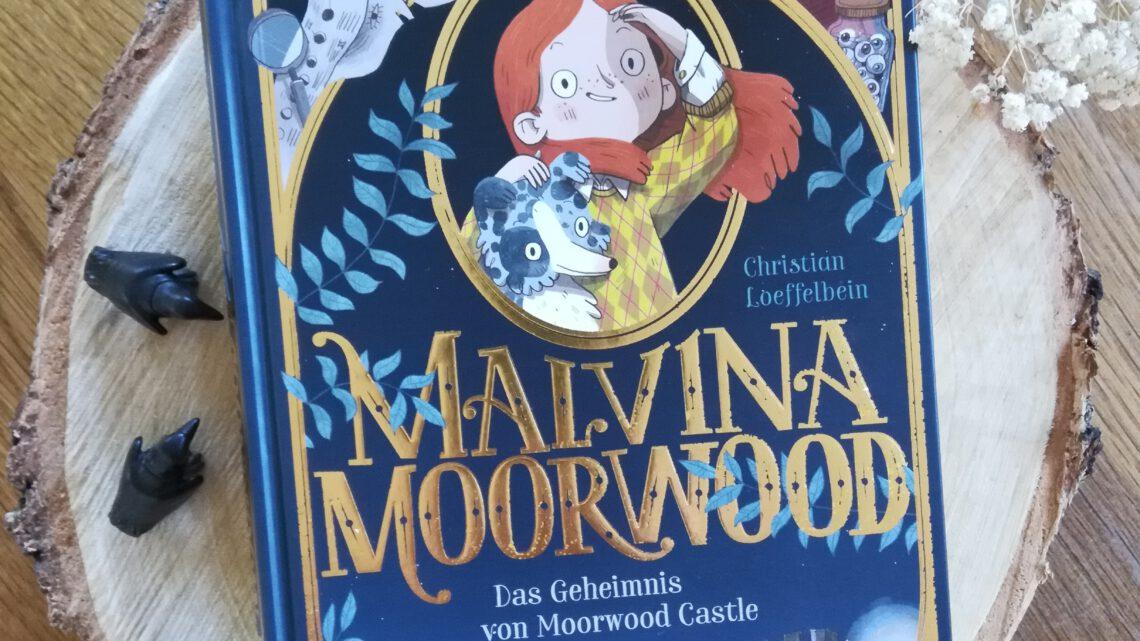 """""""Malvina Moorwood. Das Geheimnis von Moorwood Castle"""" – Christian Loeffelbein"""