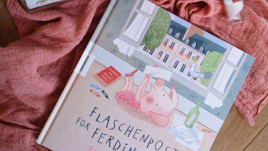 """""""Flaschenpost für Ferdinand"""" – ein wundervolles Bilderbuch von Gus Gordon"""