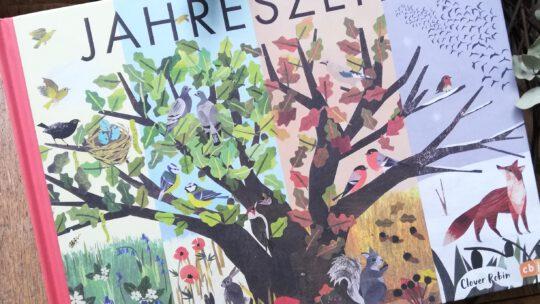 """""""Jahreszeiten. Frühling, Sommer, Herbst und Winter in der Natur"""" – Hannah Pang, Clover Robin"""