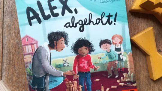 """Alex, abgeholt!"" – Danielle Graf, Katja Seide, Günther Jakobs"