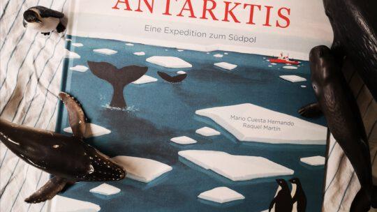 """""""Antarktis – Eine Expedition zum Südpol"""" von Mario Cuesta Hernando"""