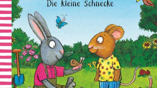 """""""Pip und Posy. Die kleine Schnecke"""" – Axel Scheffler"""