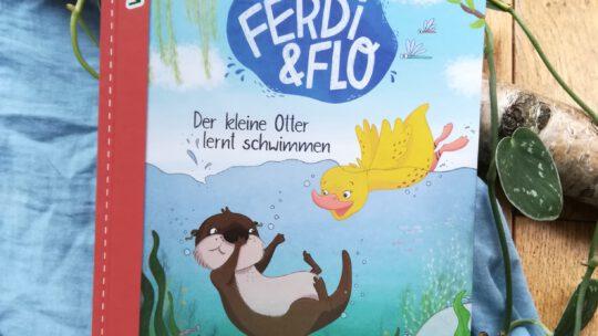 """""""Ferdi & Flo. Der kleine Otter lernt schwimmen"""" – Katrin Pokahr, Sandy Thißen"""