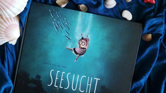 """[Verlosung] """"Seesucht"""" von Marlies van der Wel – wonach sehnst du dich?"""
