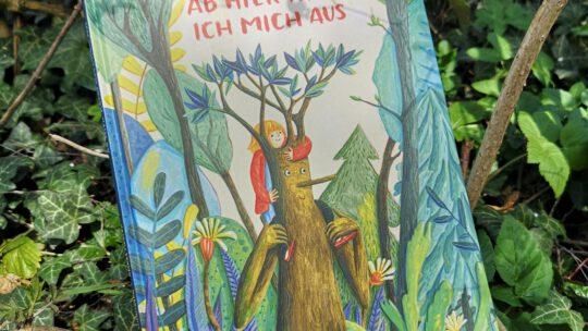 """""""Ab hier kenn ich mich aus"""" von Andrea Schomburg und Amrei Fiedler"""