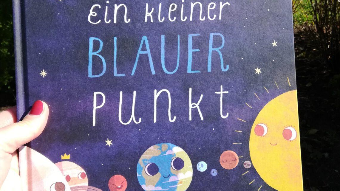 """""""Ein kleiner blauer Punkt"""" – Maren Hasenjäger"""