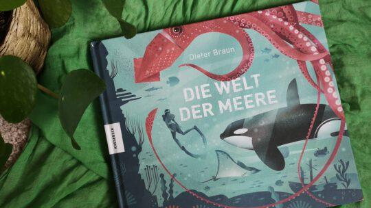 Die Welt der Meere – ein Meisterwerk von Dieter Braun