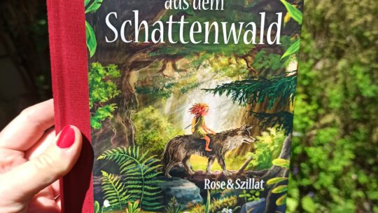 """Risa aus dem Schattenwald"" – Rose & Szillat"