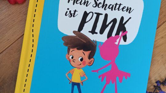 """Weg mit Rollenklischees, hin zu mehr Diversität: """"Mein Schatten ist pink"""" – Scott Stuart"""