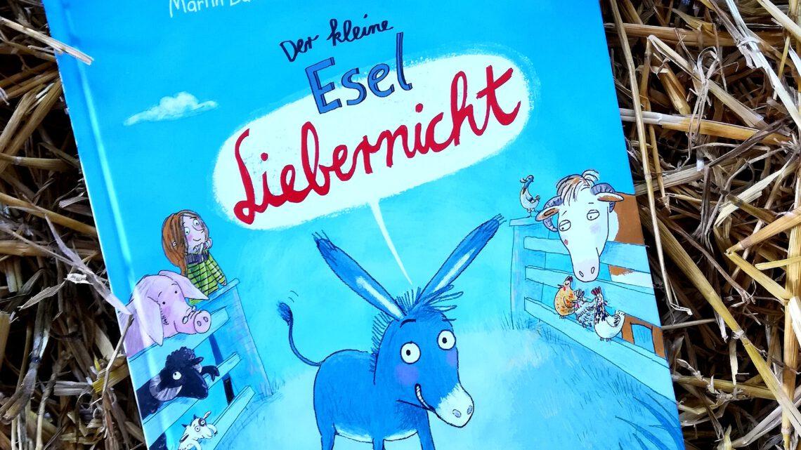 """""""Der kleine Esel Liebernicht"""" – Martin Baltscheit, Claudia Weikert"""