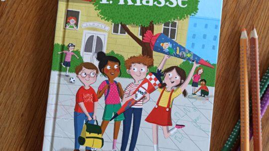 """[Verlosung] Perfekt für den Schulstart: """"Lasse in der ersten Klasse"""" – Sarah Welk, Anne – Kathrin Behl"""