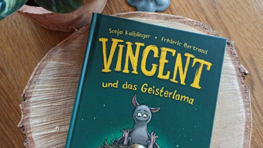 "Loewe WOW: ""Vincent und das Geisterlama"" – Sonja Kaiblinger, Fréderic Bertrand"
