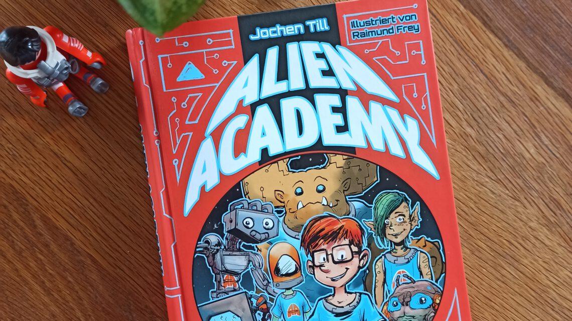 """Alien Academy"" – Jochen Till, Raimund Frey"
