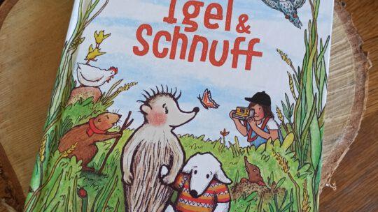 """Ein neuer Kinderbuchklassiker: """"Igel & Schnuff"""" – Lauren Castillo"""