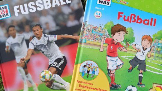 """Bereit für die EM 2021: """"Was ist was: Fußball"""""""
