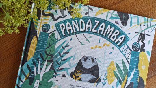 """""""Pandazamba"""" – Chris Owen, Chris Nixon"""