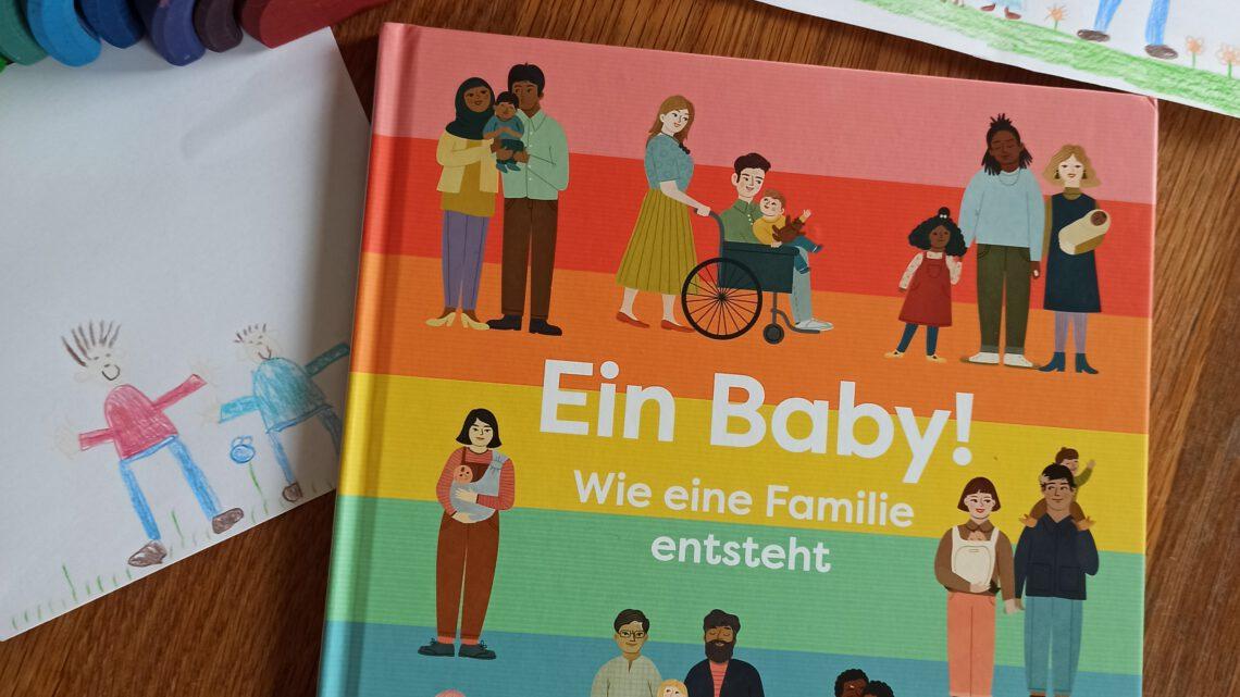 """""""Ein Baby! Wie eine Familie entsteht"""" – Rachel Greener, Clare Owen"""