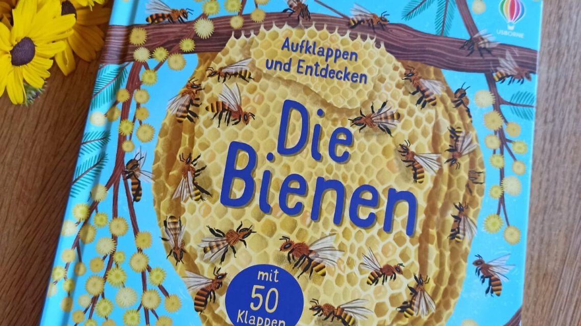 """""""Aufklappen und Entdecken: Die Bienen"""""""