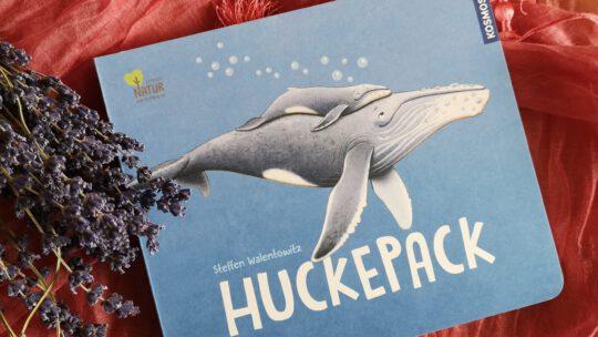 """Ein niedliches Pappbilderbuch: """"Huckepack"""" – Steffen Walentowitz"""