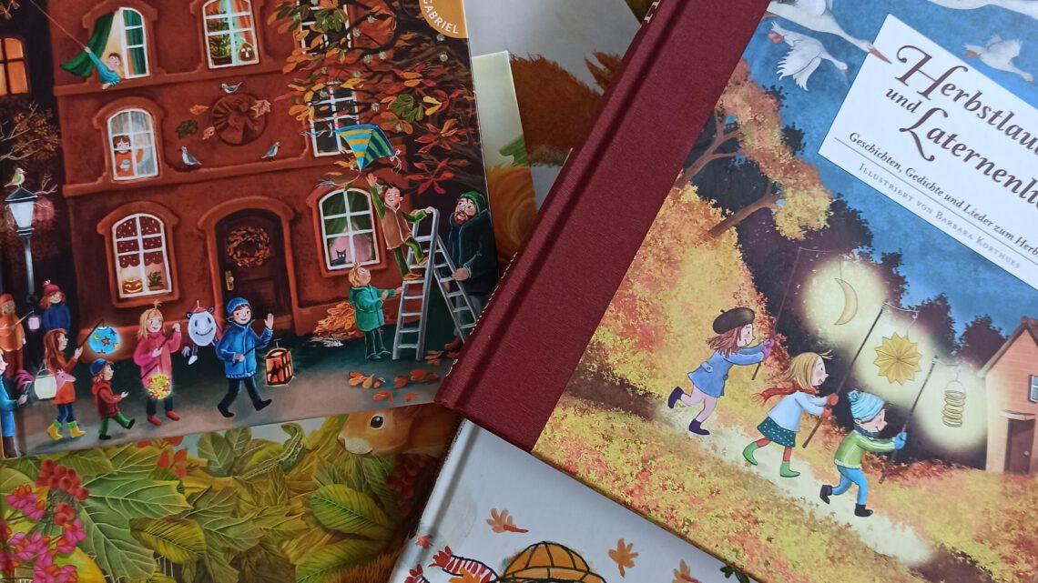 Die besten Kinderbücher für den Herbst