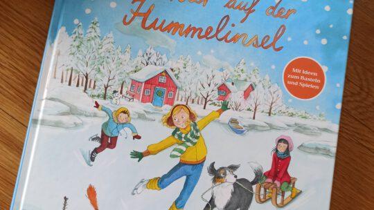 """Eine Wohlfühl – Vorlesegeschichte: """"Winter auf der Hummelinsel"""""""